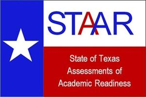 Logo for STAAR - State of Texas Assessments of Readiness