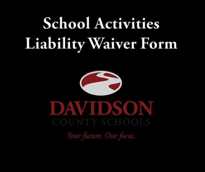 Schools Activities Liability Waiver