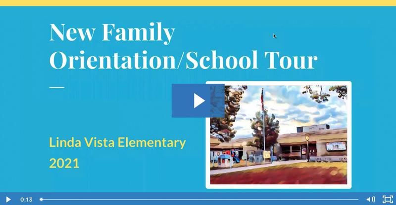 New Family Orientation / School Tour: Recording Now Available