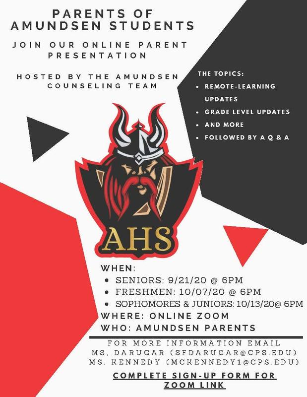 AHS Counseling is Hosting Online Parent Nights this Fall Featured Photo