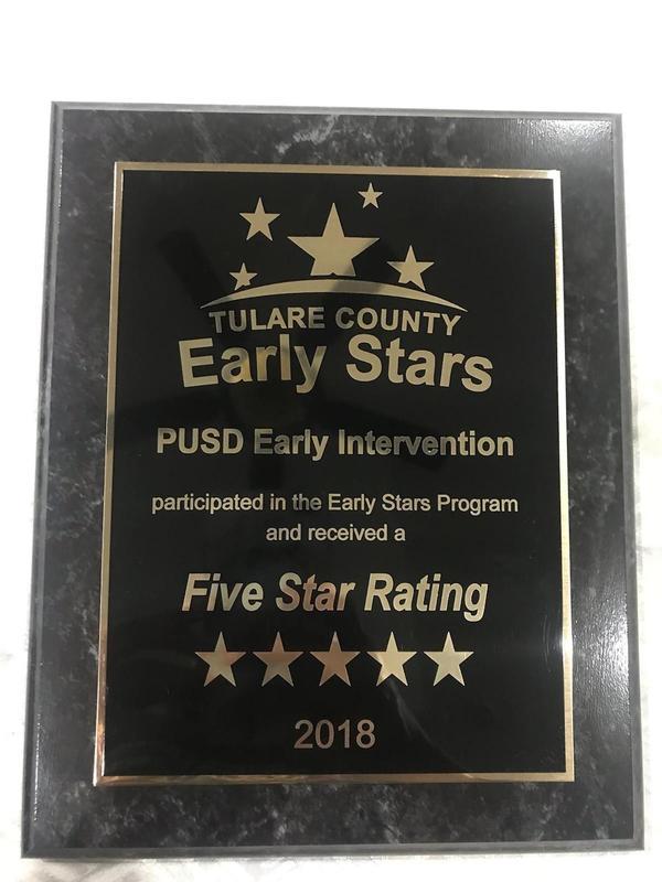 2018 Early Stars