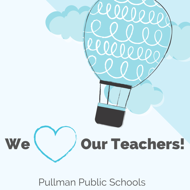 May 6-10 is Teacher Appreciation Week! Thumbnail Image