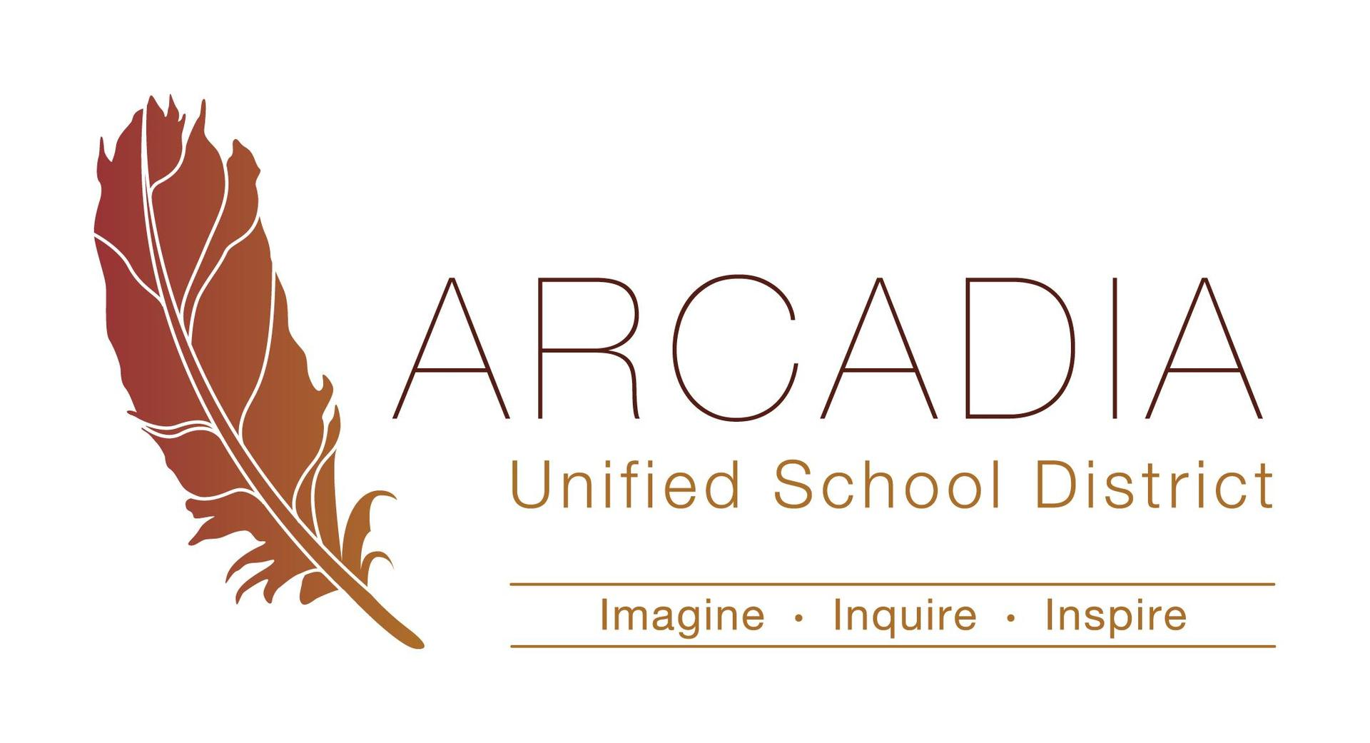 Arcadia Unified Logo