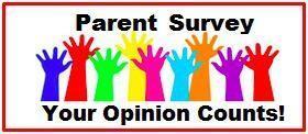 TAKE THE PARENT SURVEY
