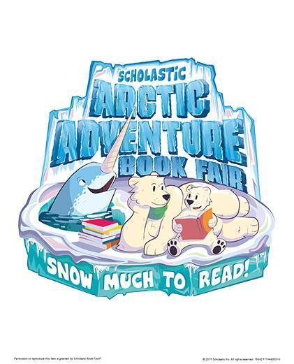 Artic book fair Logo
