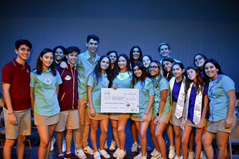 Baldwin Students raise $6,619 for Bahamas relief Featured Photo