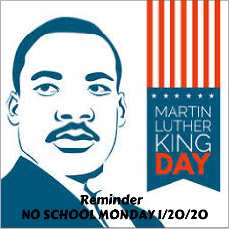 Martin Luther King Jr Day Featured Photo