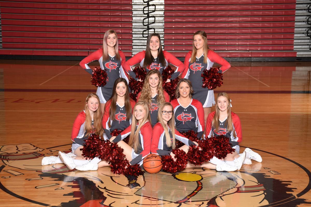 Varsity BB Cheerleaders 19/20
