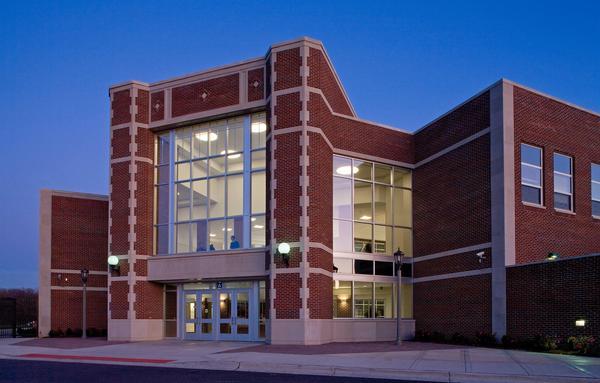 RBHS Main Entrance