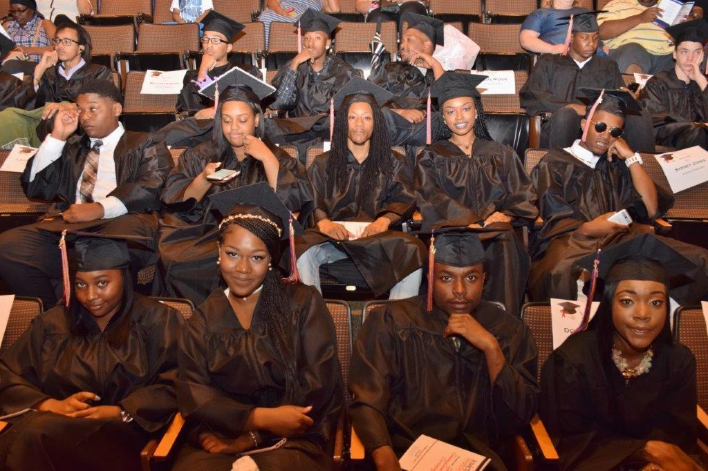 Invictus High School Graduates in Cleveland