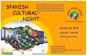 Spanish Cultural Night