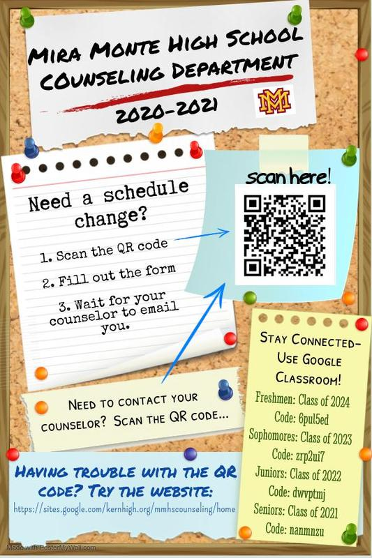 Student Schedule Information Thumbnail Image