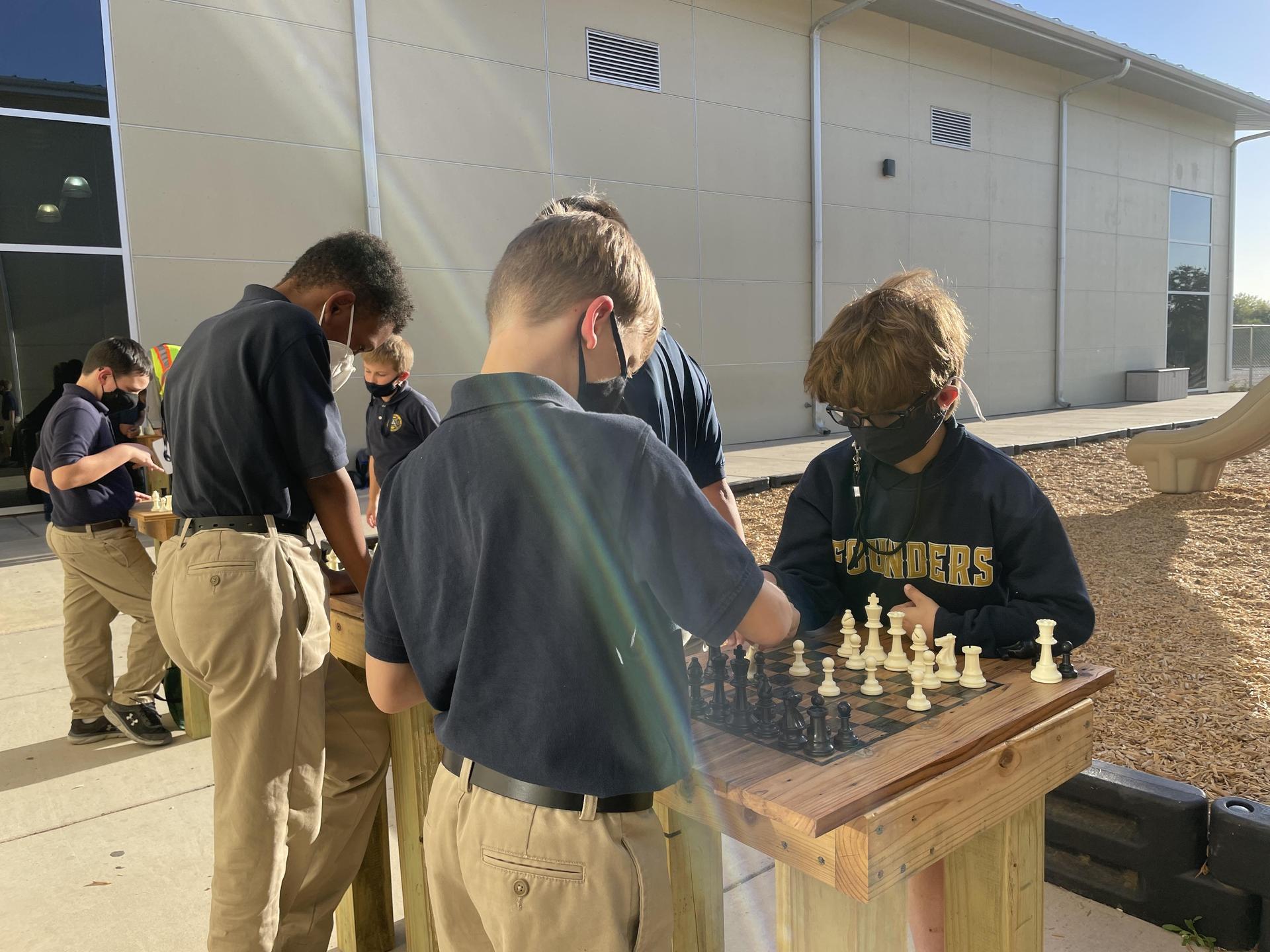 Chess Club 1
