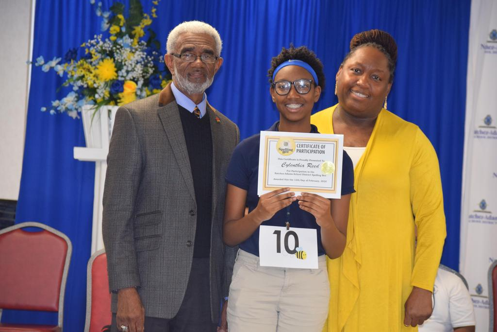 NASD 2020 Spelling Bee