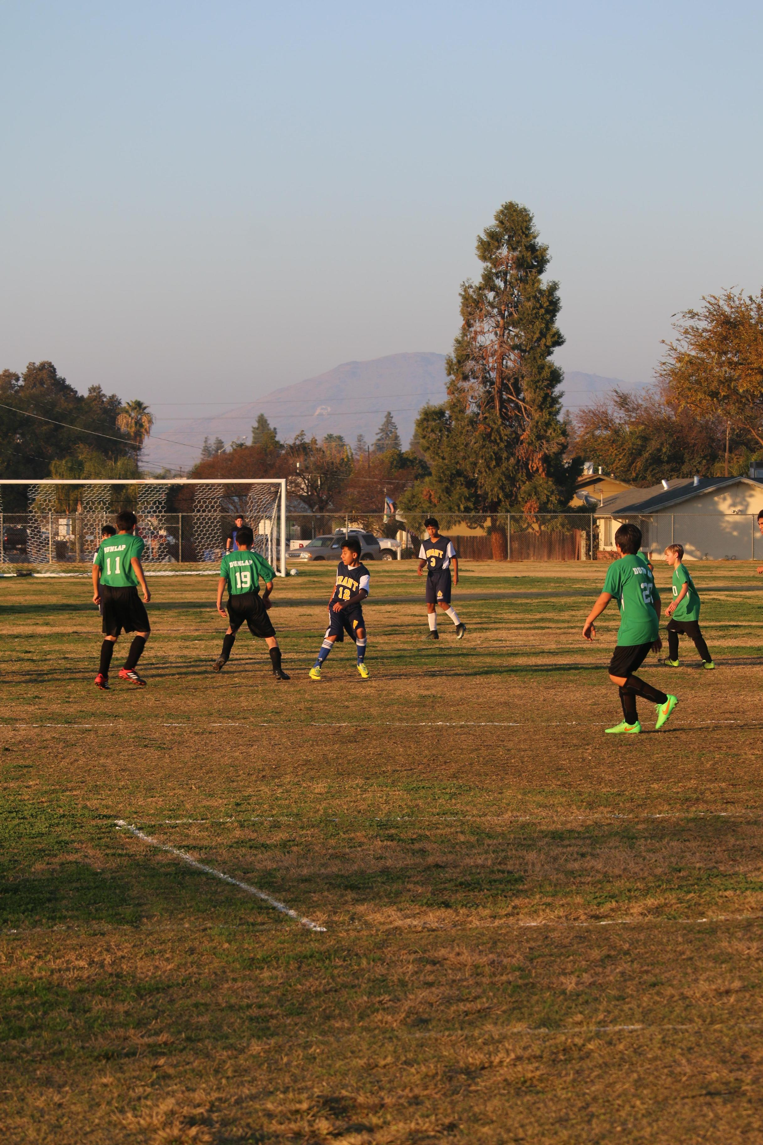 Boy's Soccer