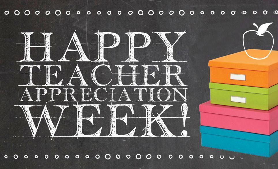 Teacher appreciation Image