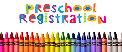 2021-2022 Preschool Registration Thumbnail Image