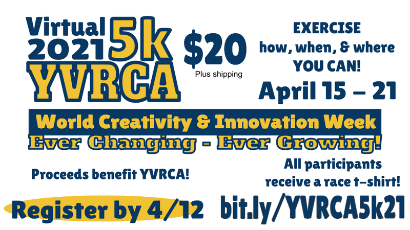 YVRCA invites you to be CREATIVE & INNOVATIVE with EXERCISE & FITNESS! Featured Photo
