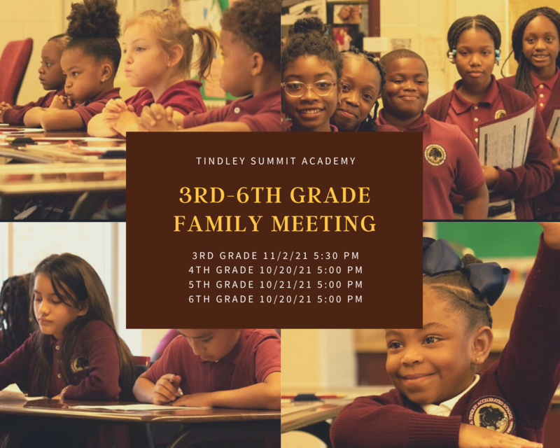 3rd-6th Grade Family Meetings Featured Photo