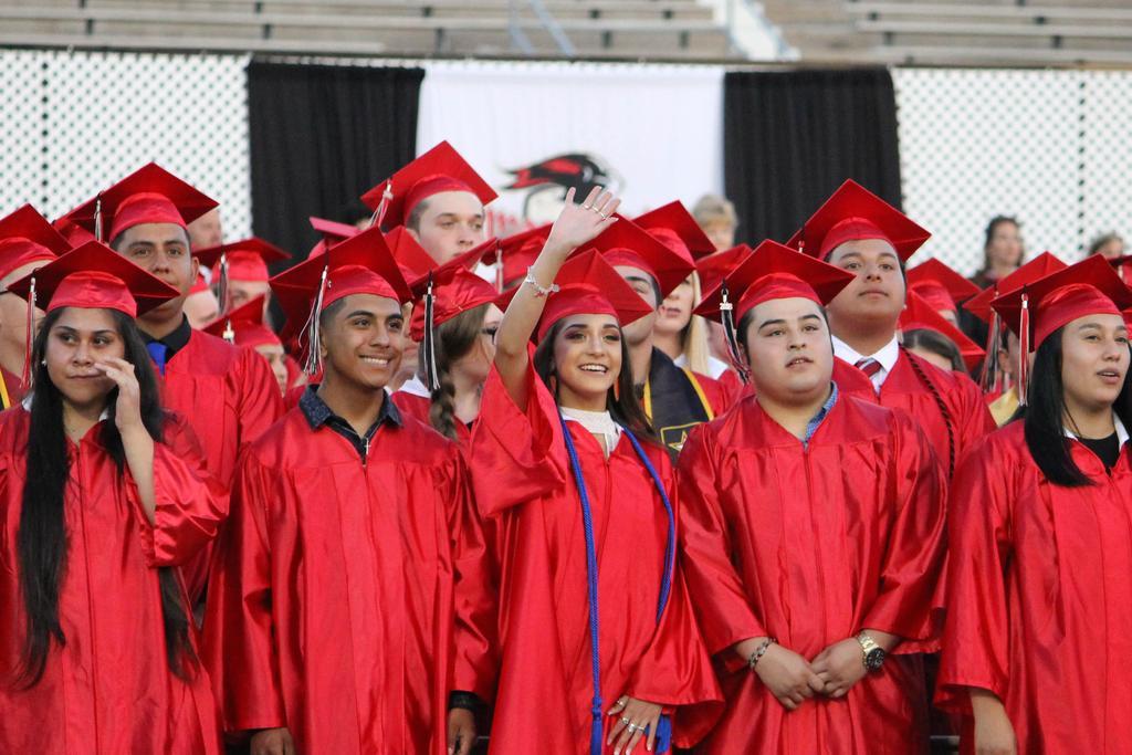2018 victoria west high school graduates