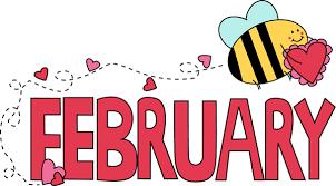 February  Calendar/ Calendario de febrero Featured Photo