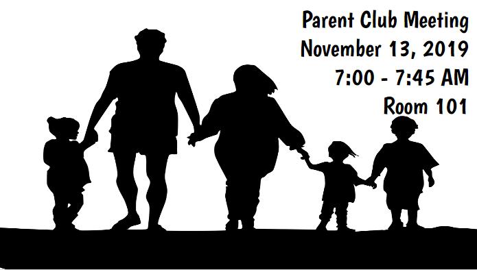 Parent Club Meeting