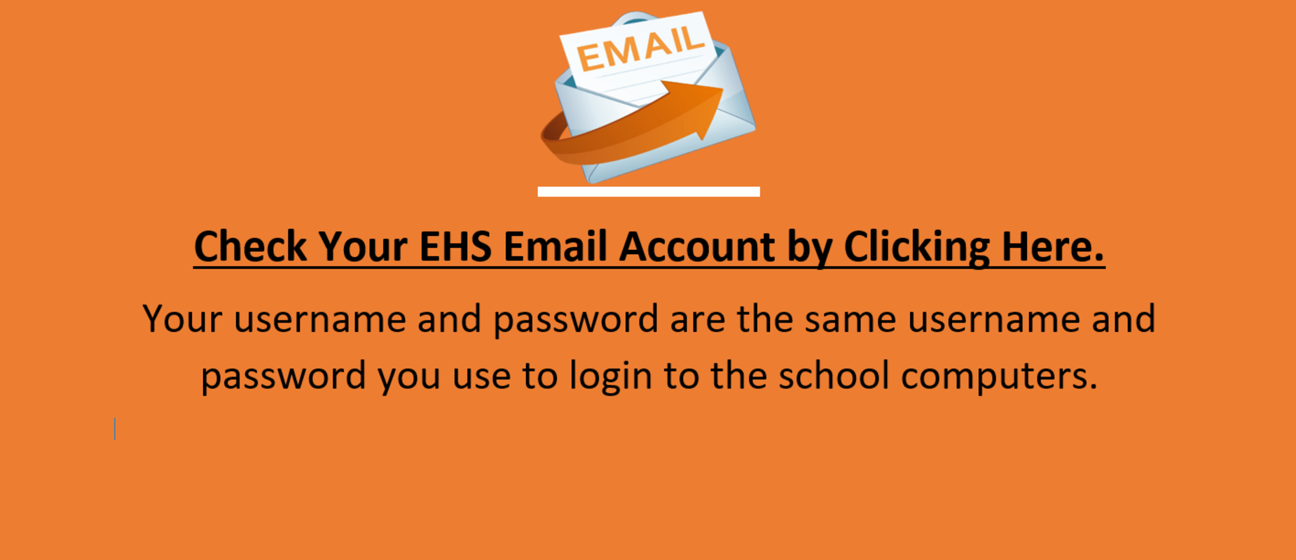 Access Student Email