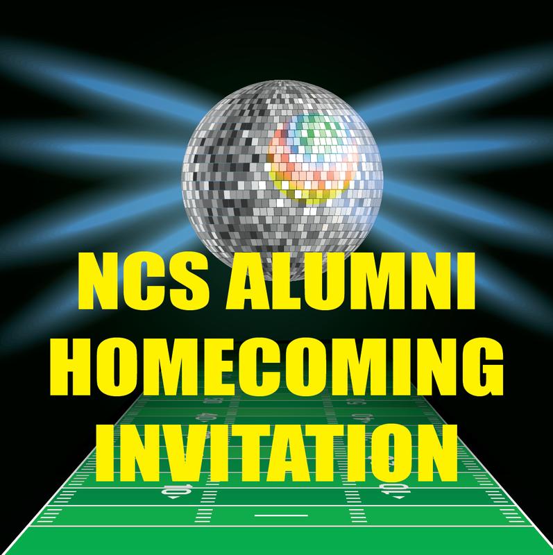 Alumni Invitation to HOCO game