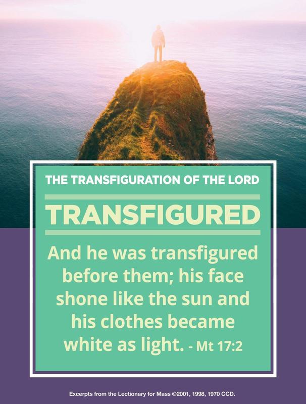 Why Should I Care About the Transfiguration? Thumbnail Image