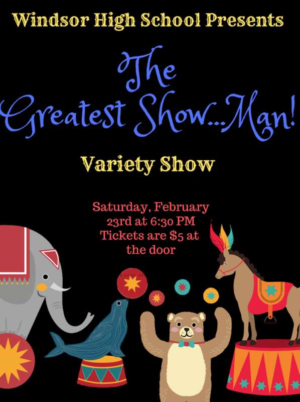 The Greatest Show...Man