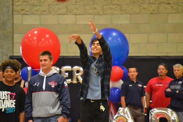 Homecoming Rally