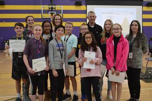 PRMS sixth grade authors