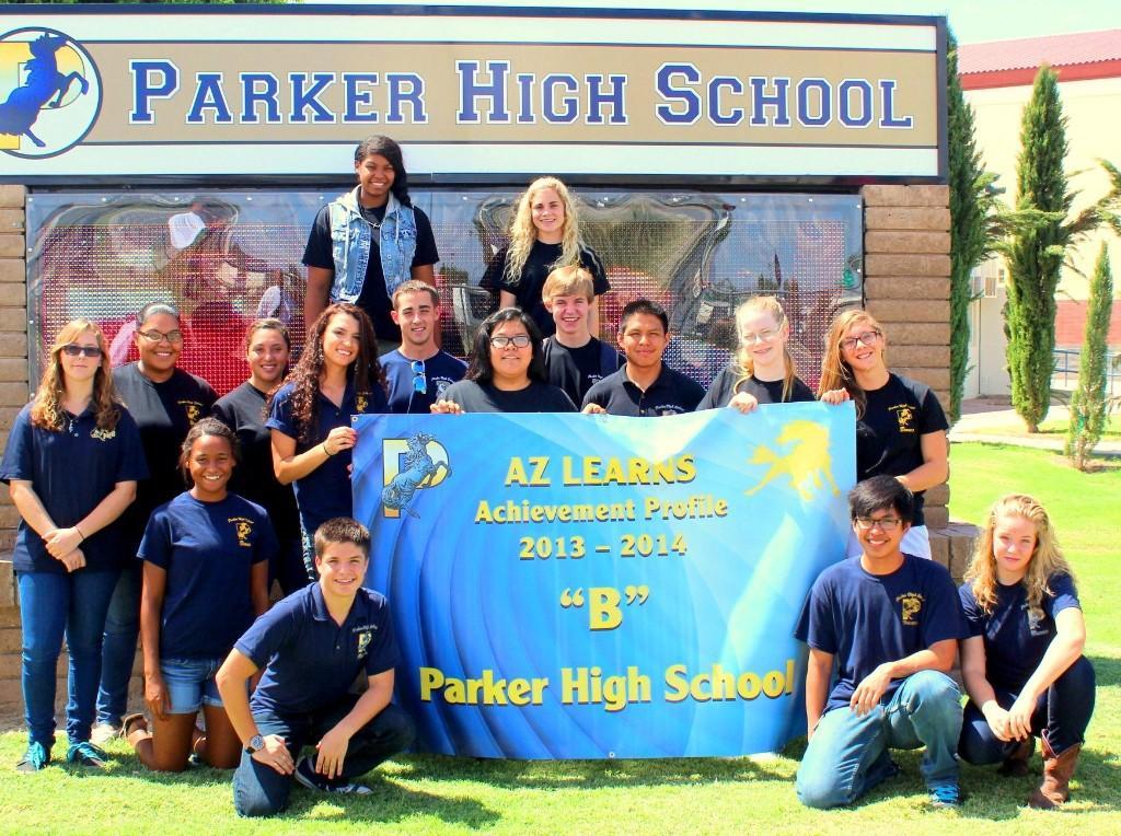High school AZ Learns achievement B