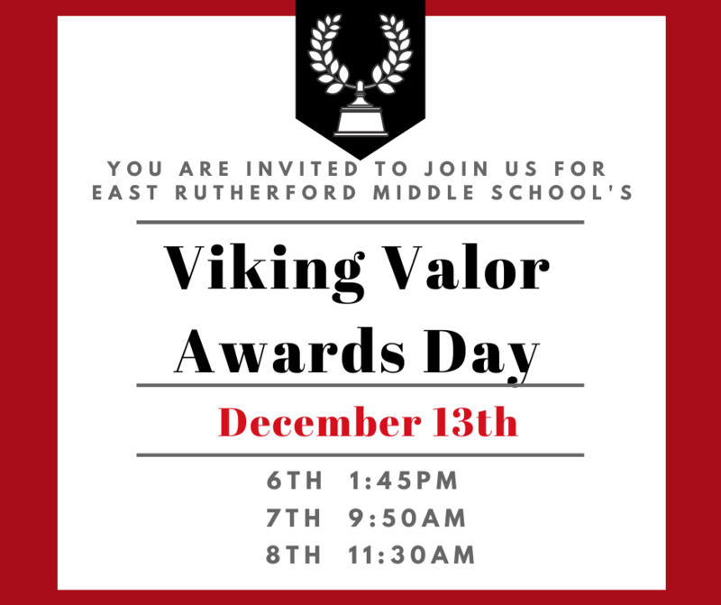 Viking Valor Awards Day- December 13th Featured Photo
