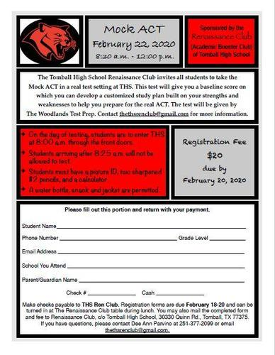 Mock Act Flyer Spring 2020