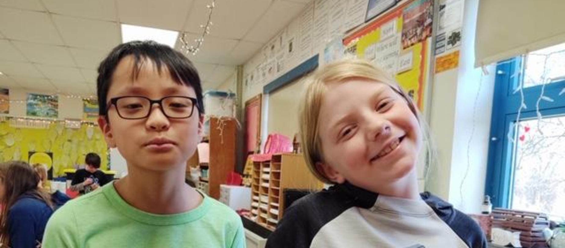 4th Grade Science Class