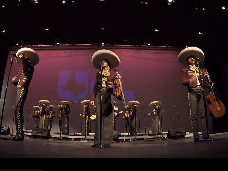 Mariachi at UIL State