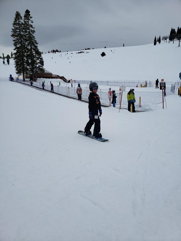 2020 Student Ski Trip