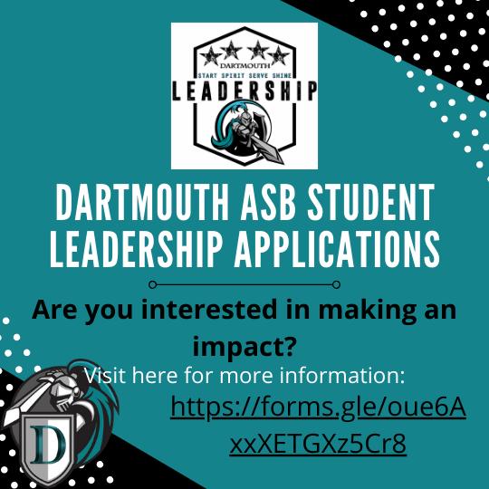 Join Dartmouth ASB