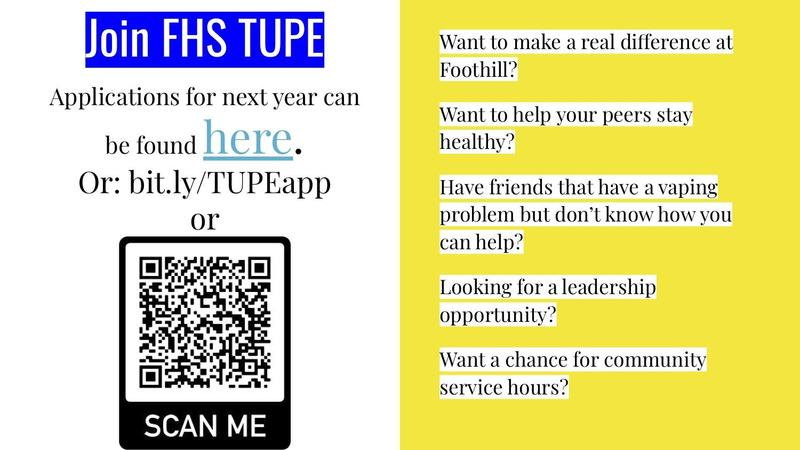 Become TUPE Peer Educator Featured Photo