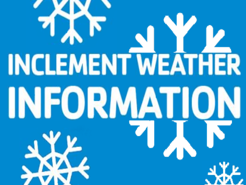 Stay informed on severe weather through CISD Inclement Weather Procedures Featured Photo