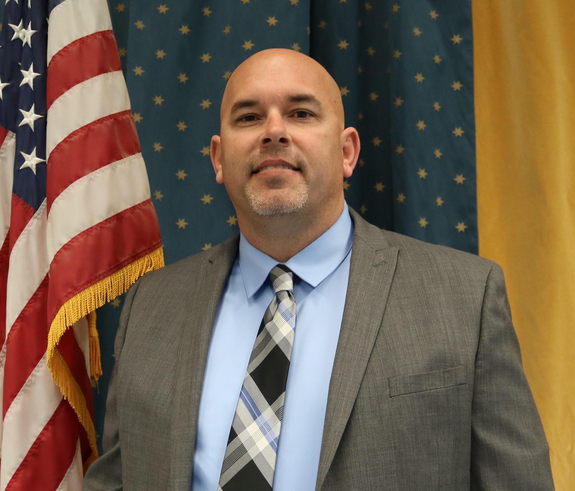 Justin Miller, Superintendent of Schools