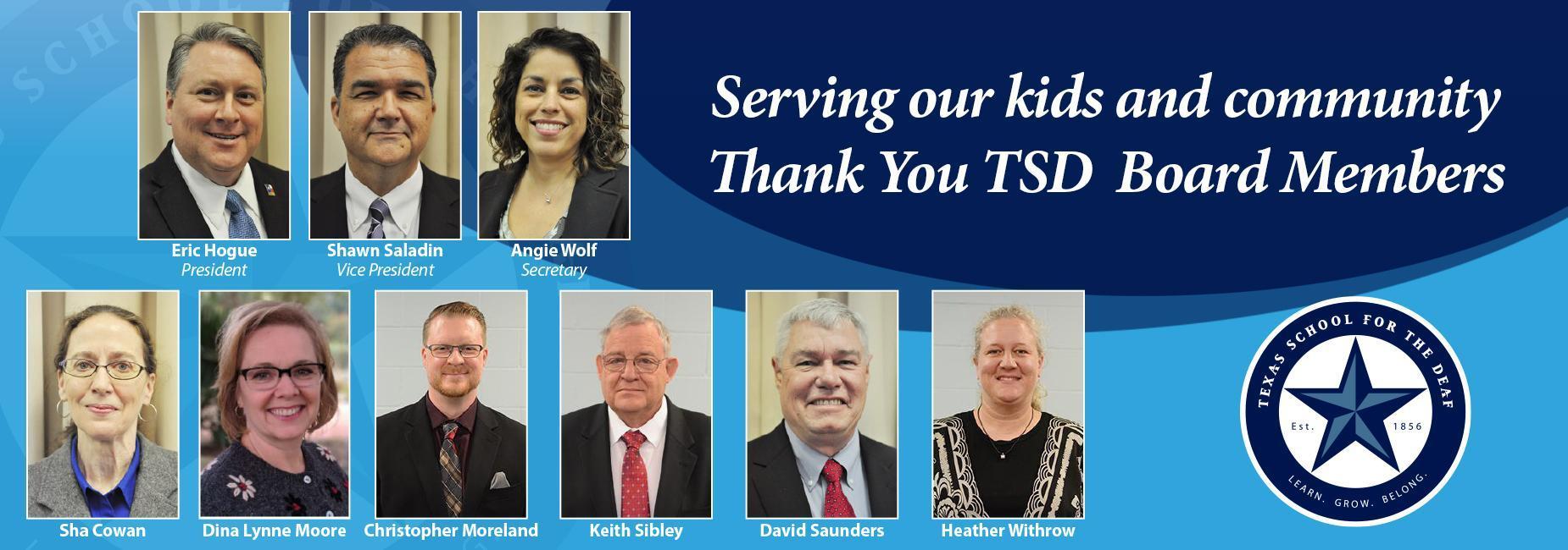 TSD Board