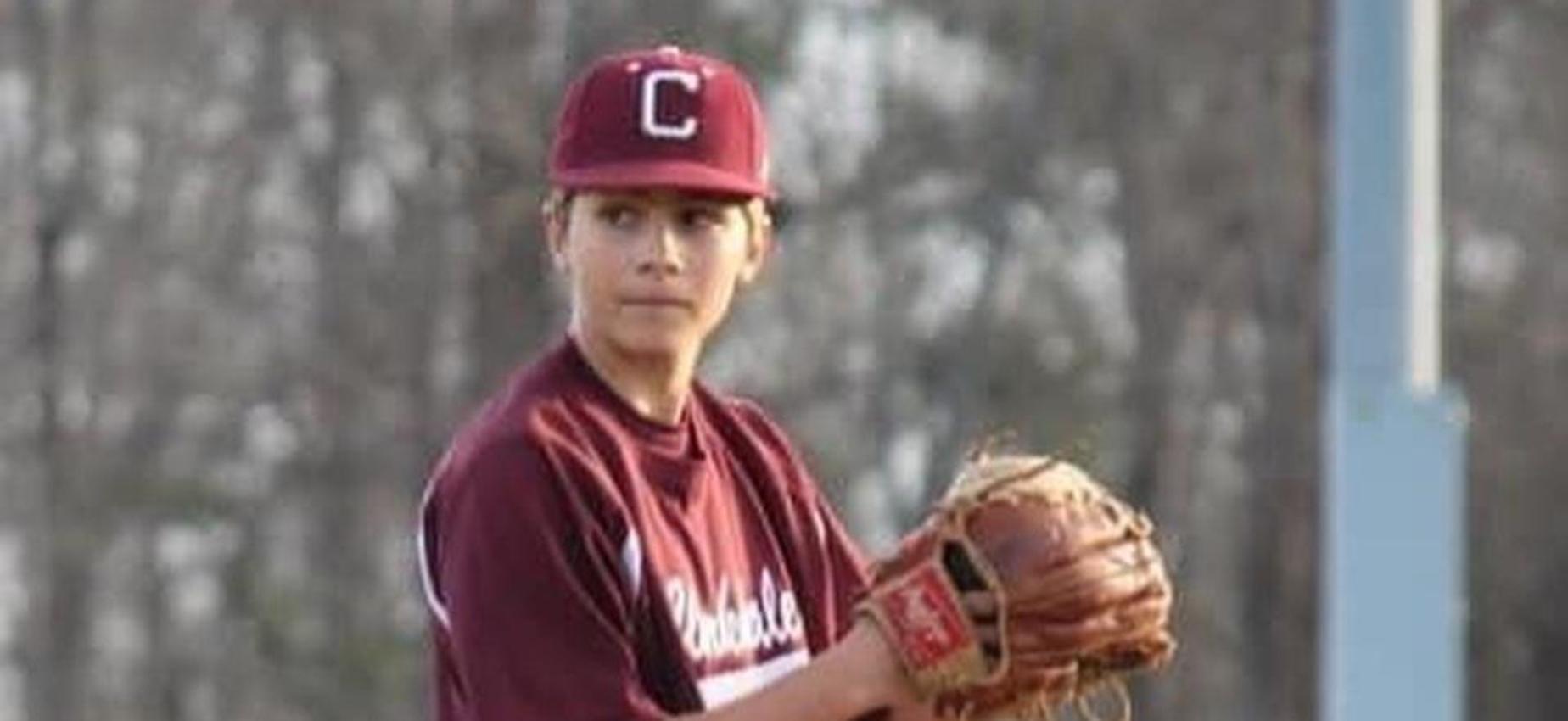 Cal Culpepper Pitching