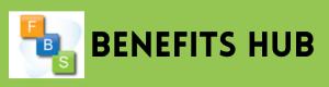 benefits hub button