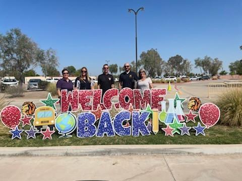 Welcome Back, 8th Grade! Thumbnail Image