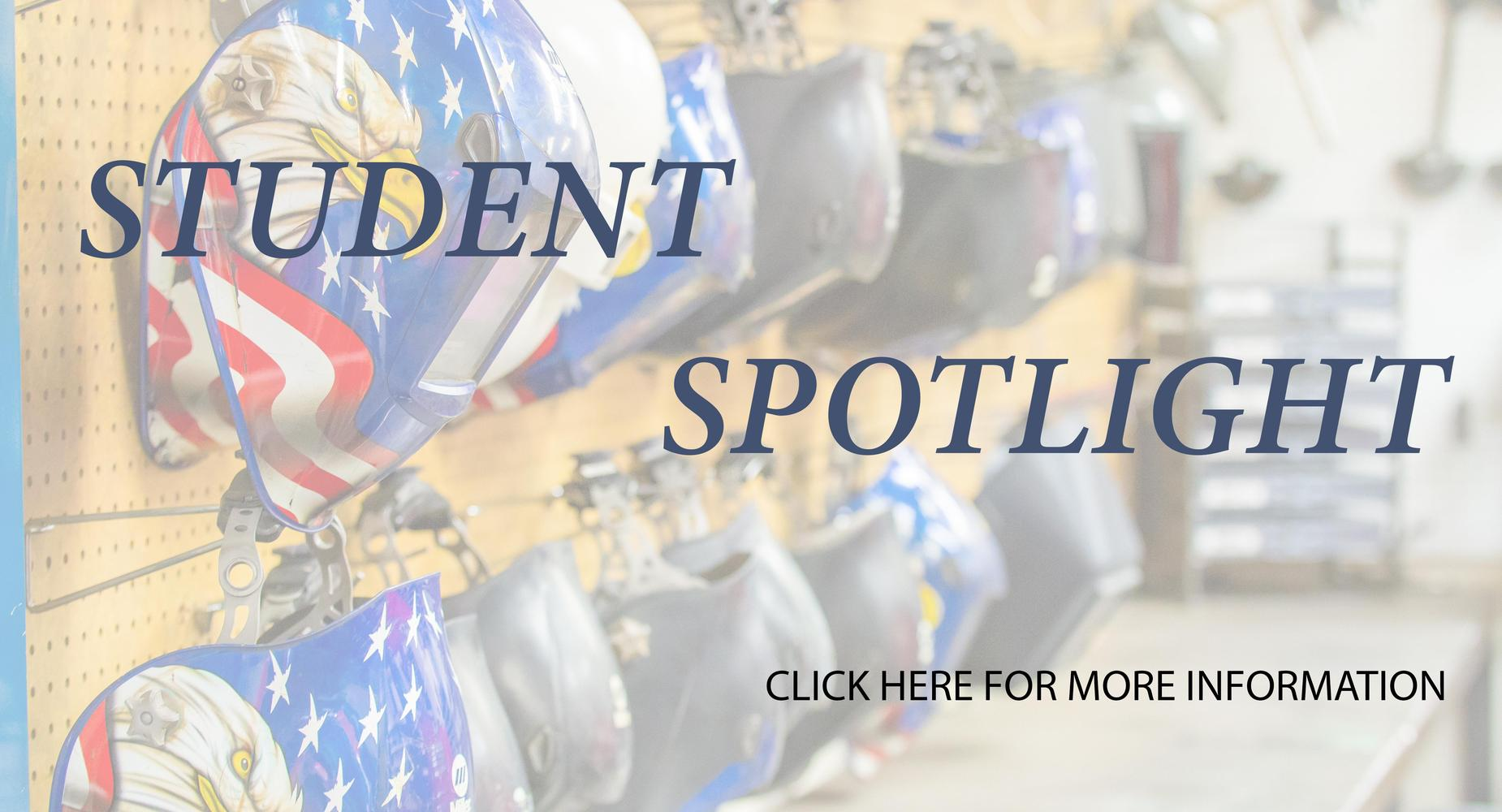 Image of student spotlight