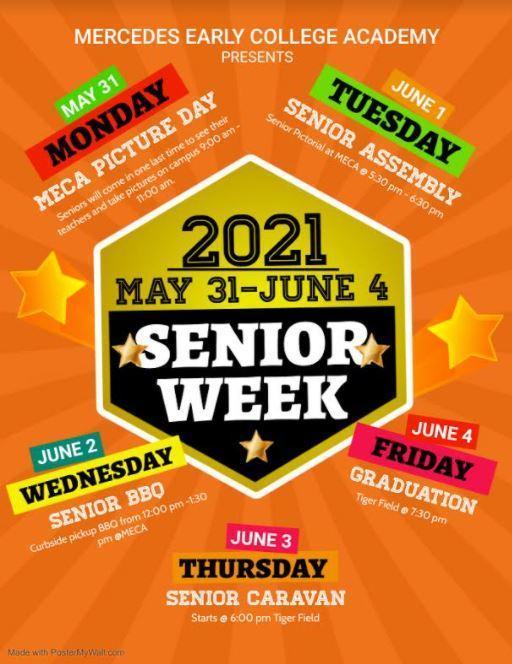 Class of 2021 Senior Week Featured Photo