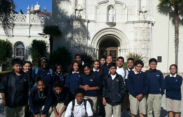 The Ofarrell Charter School