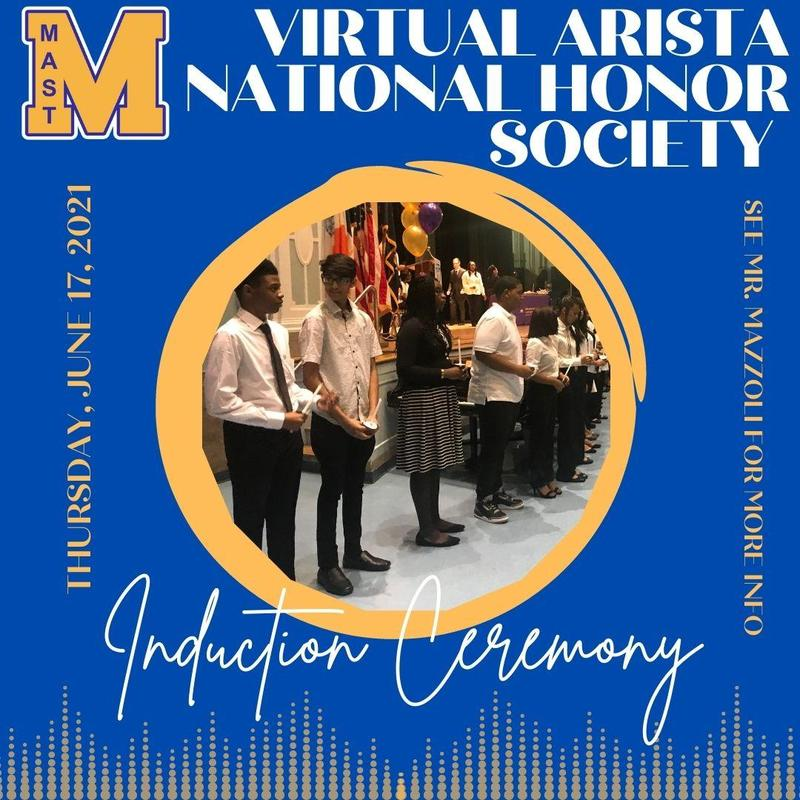 Arista Induction Ceremony Highlights